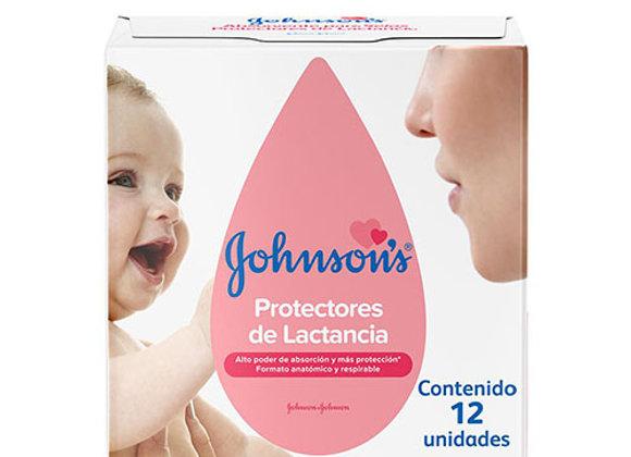 Protectores de Lactancia Johnson & Johnson