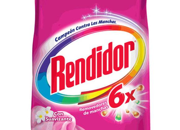 Detergente Rendidor en polvo con suavizante 1000 gr.