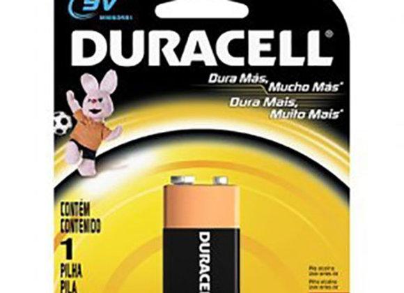 Bateria Tipo 9V Duracell