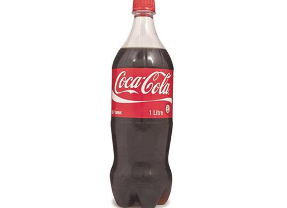 Soda Coca Cola 1lt