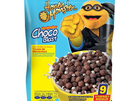 Honey Monster Marshmallow Choco Quaker
