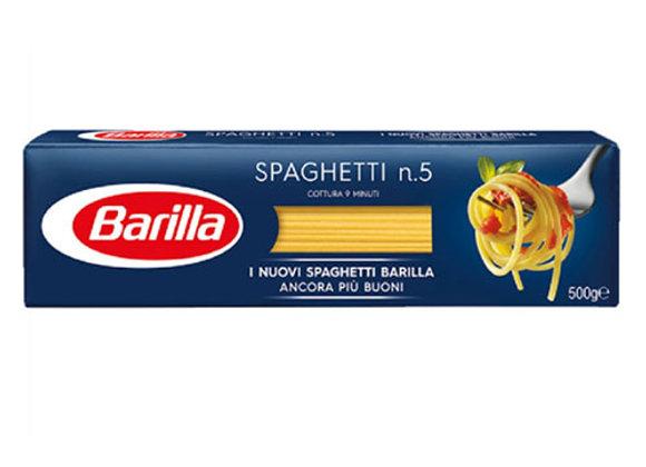 Spaghetti N.5 Barilla 500gr