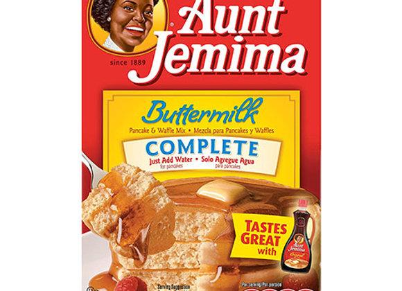 Pancake Compl. Mantequilla Aunt Jemima