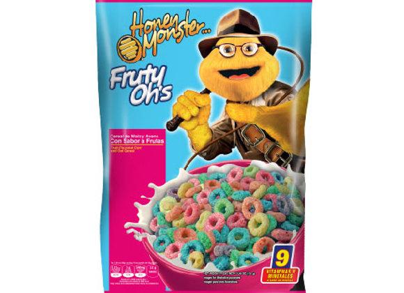Honey Monster Fruty Quaker
