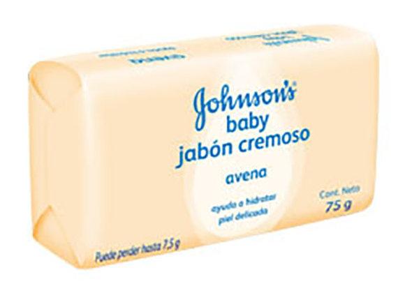 Jabon Cremoso Avena Johnson & Johnson