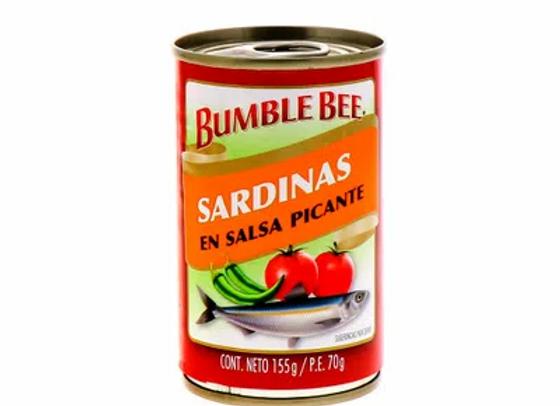Sardina en Salsa de Tomate Picante Bumble B