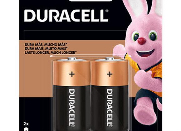 Bateria Tipo C B/2 MN1400 Duracell