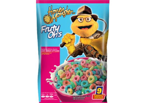 Cereales Honey Monster Marshmallow Fruty Oh Quaker 363gr