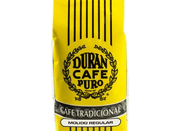 Cafe Tradicional Molido Regular Duran 212gr