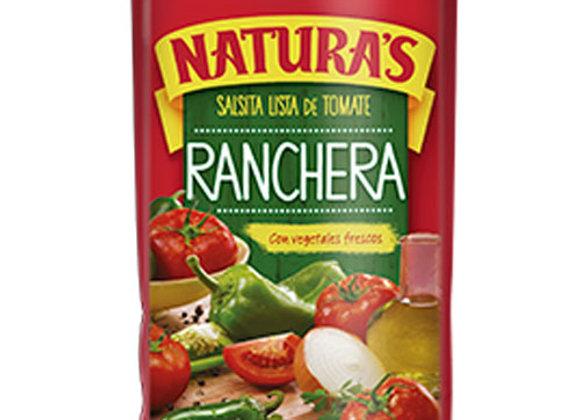Salsa de Tomate Ranchera Naturas 106gr