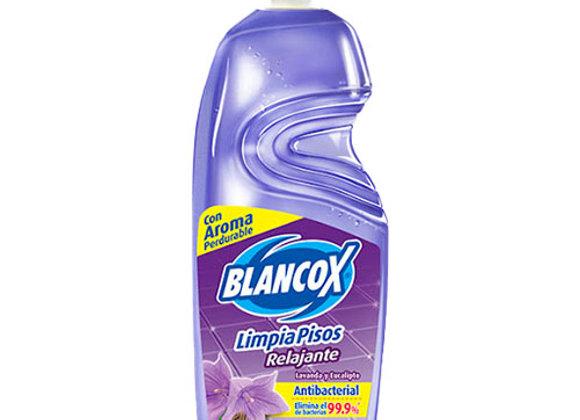 Limpia Piso Relajante Blancox 1800ml
