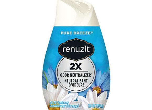 Aromatizante Pure Breeze Renuzit 7oz