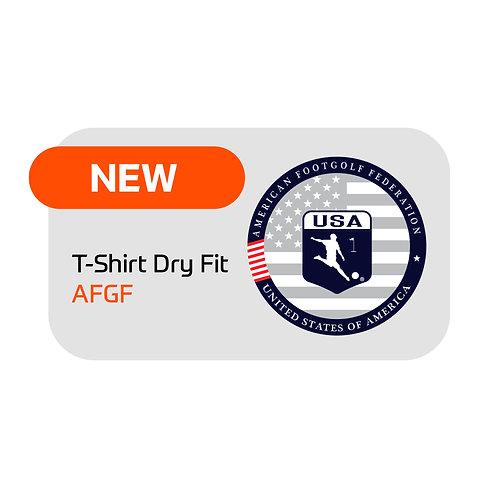 T-shirt Dry Fit AFGF