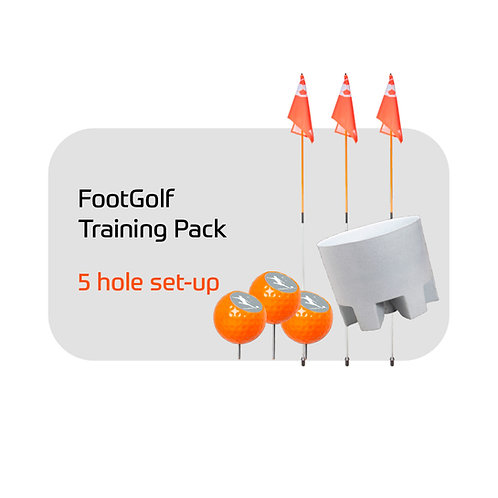 FootGolf Driving Range/Soccer Complex Training Pack