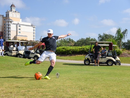 World's Best Players Converge in Kissimmee, Florida for the U.S. FootGolf Open this Friday-Sunday