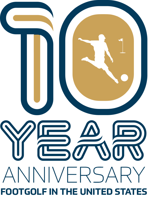 FootGolf in the Unted States 10 Years