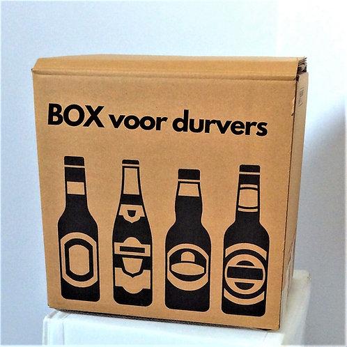 Box voor durvers