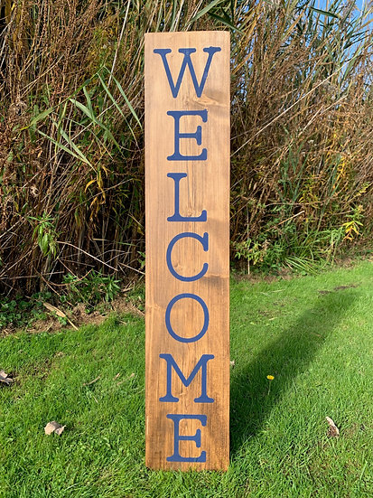 Made to Order Everyday Welcome Porch Sign