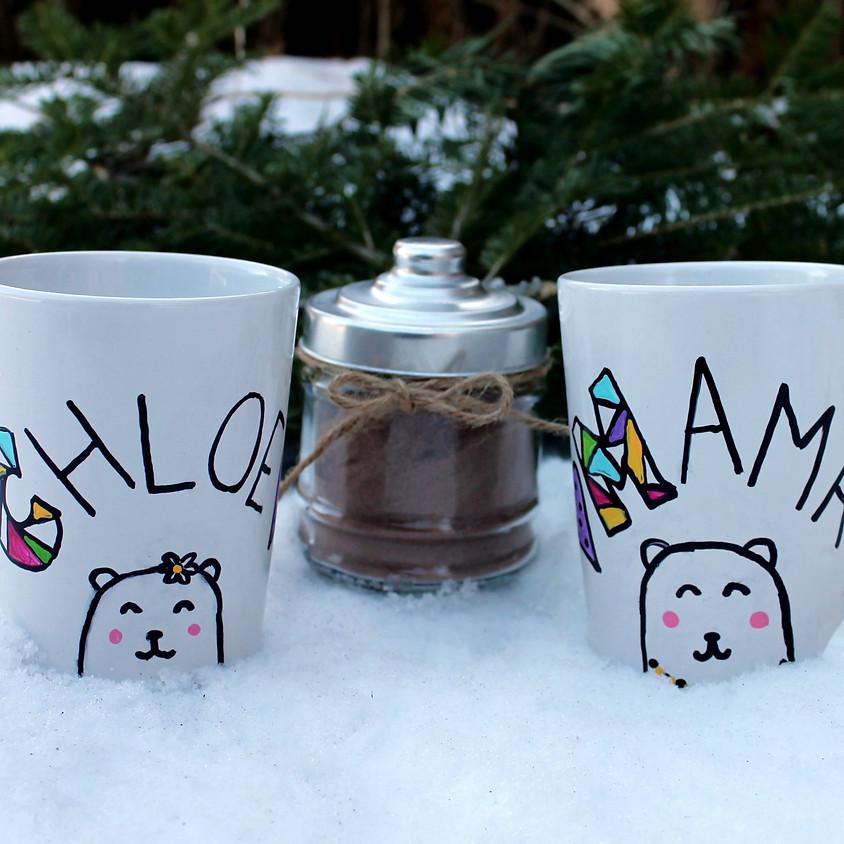 Mama & Me Mugs and Cocoa