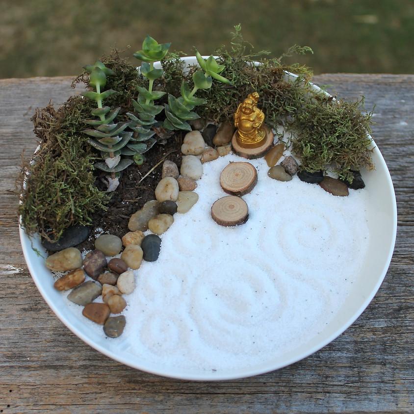 Zen Garden Workshop
