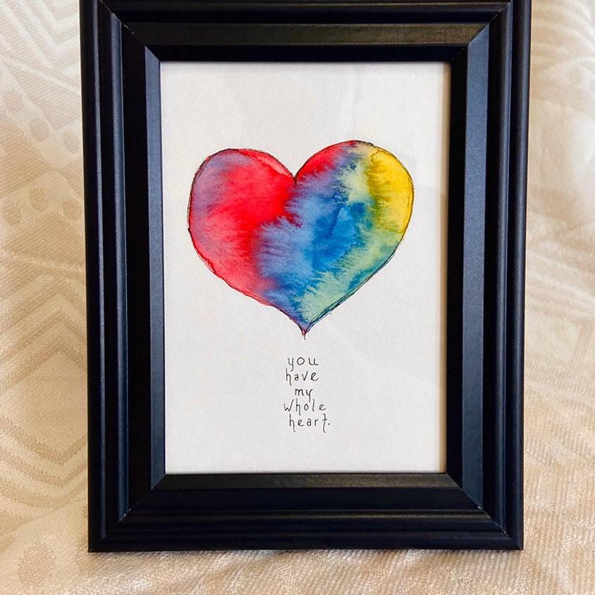 Love & Watercolor