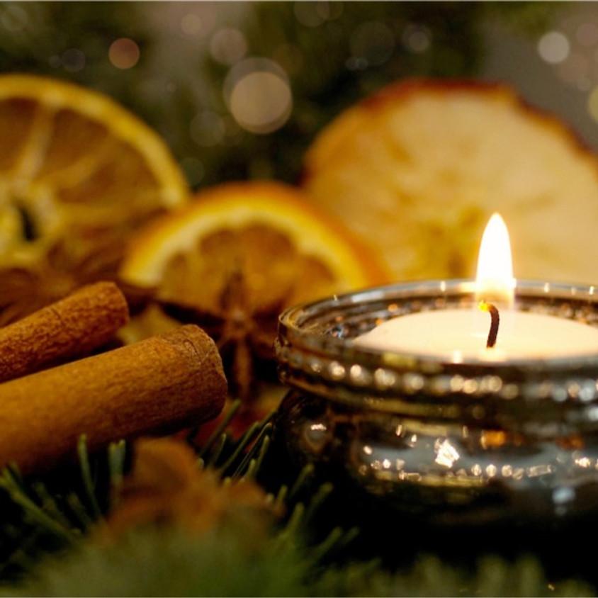 Herbal Tea & Infused Candle Workshop