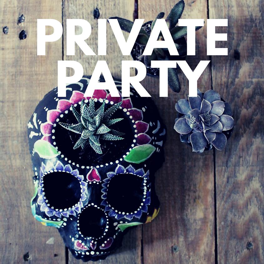 Monique's Private Birthday Party 3/7