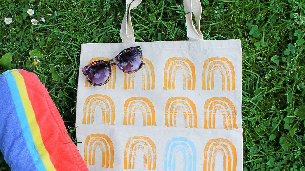 Printed Totes To Go