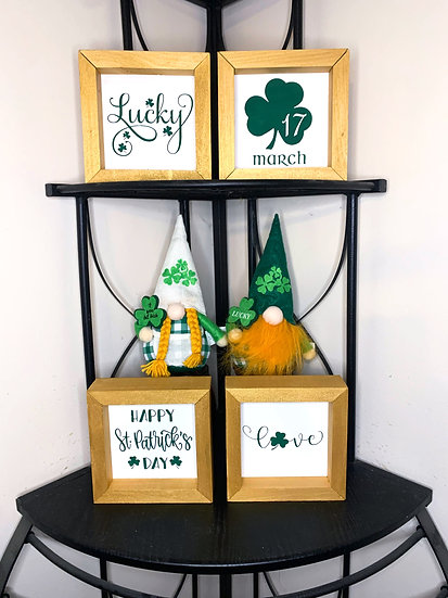 Made to Order St. Patrick's Day Signs