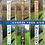 Thumbnail: Made to Order Single-Sided Porch Sign