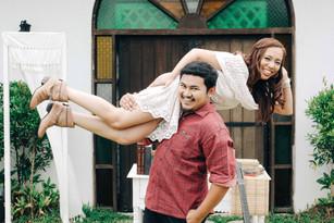 Erman & Madi Tagaytay Prenuptial Photos