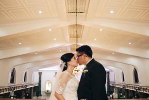 Cholo & May Wedding