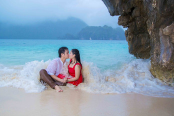 Ronald & Vanessa | Destination Prenuptial Photos - Caramoan, Cam. Sur