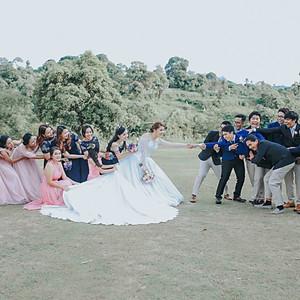 Yul & Maryknoll Wedding