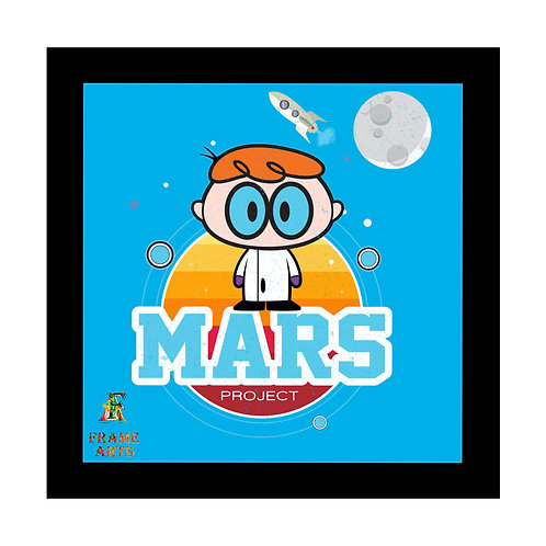 Dexter Lab  Mars
