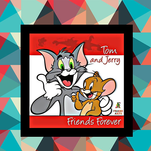 Tom And Jerry Friends Forever