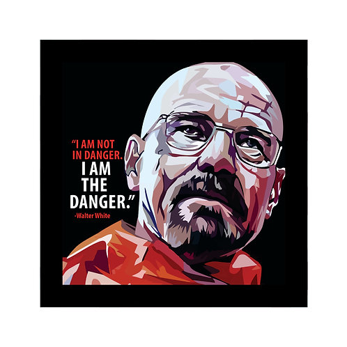 Breaking Bad   I am not in danger Frame