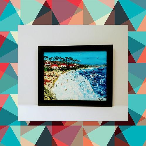 Mixmedia Handmade Art Frame