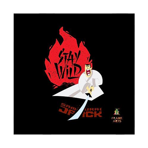Samurai Jack Stay Wild
