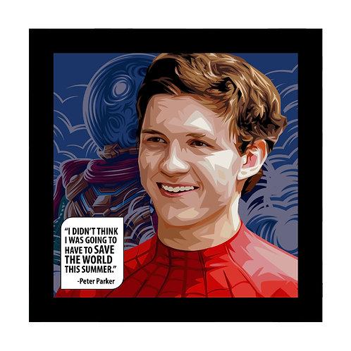 Peter Parker Frame