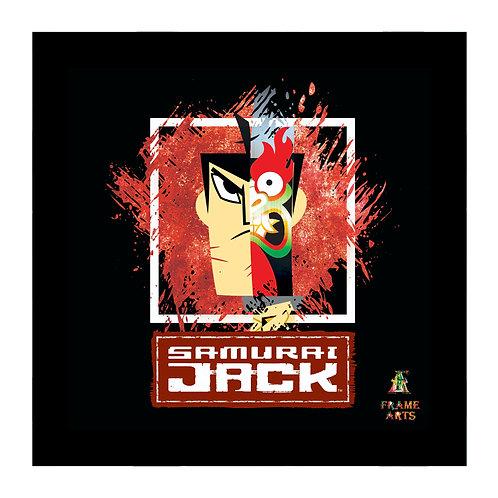Samurai Jack Dual Red