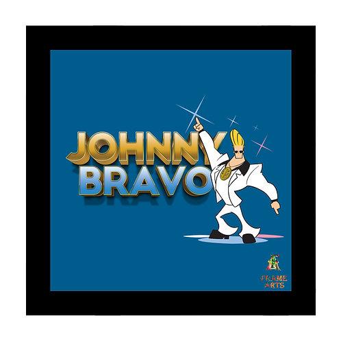 Johnny Bravo  Star
