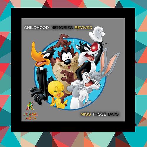Looney Tunes Family