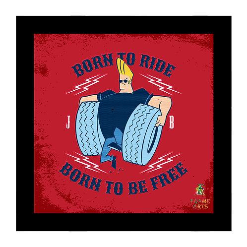 Johnny Bravo  Born To Ride