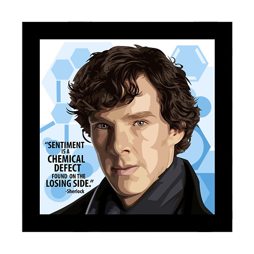 Sentiment Is A Chemical Effect Sherlock Frame