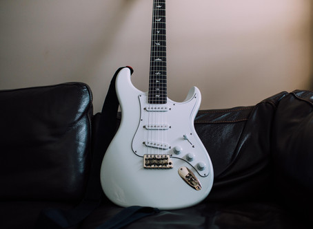 PRS Silver Sky - A Touring Musician's Review