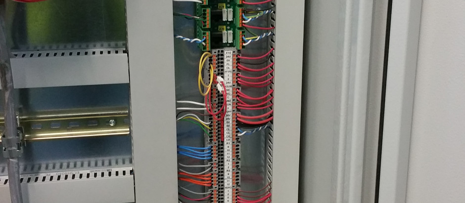 Smart Lifts linked on CAT5