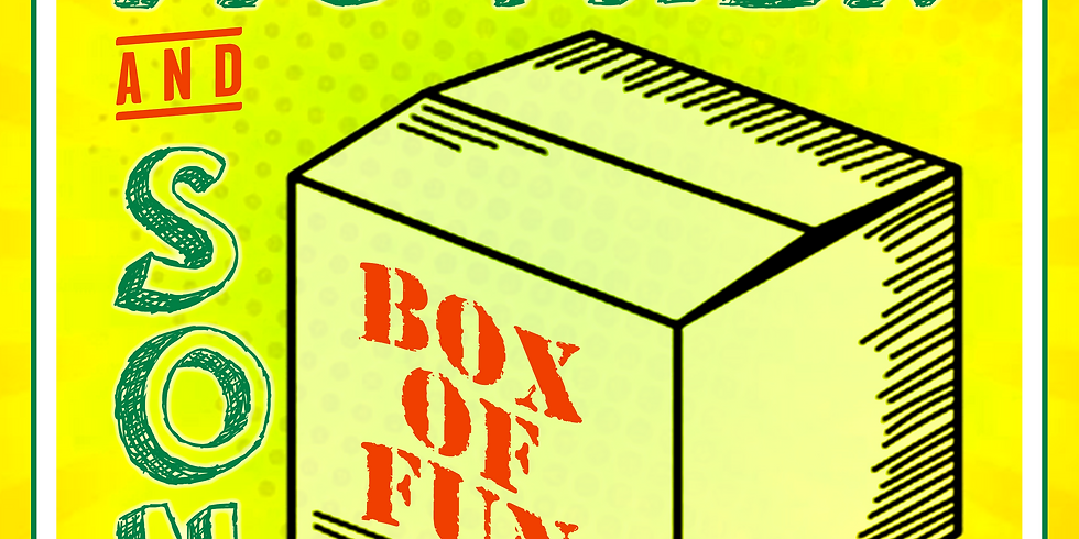 MOTHER & SON BOX OF FUN