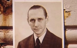 A.J. Greimas na juventude