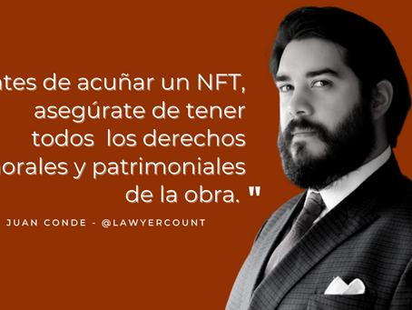 Guía legal NFT: Propiedad Intelectual.